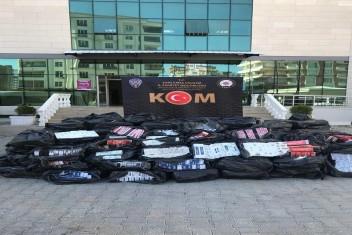 Şanlıurfa'da 15 Ayda 1069 Kaçakçılık Olayına Müdahale