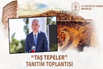Kültür ve Turizm Bakanı Ersoy Urfaya