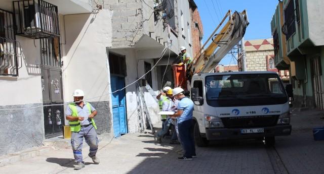 Dicle Elektrik'ten Şanlıurfa'nın 4 Mahallesine 3.4 Milyon Lira