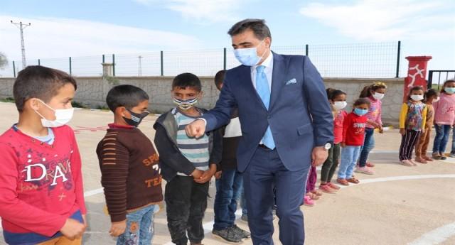 ŞURKAV Sosyal Sorumluluk Projesi Kapsamında Güzelköy