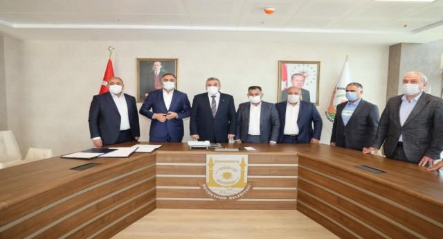 Büyükşehir'de Toplu İş Sözleşmesinde İmzalar