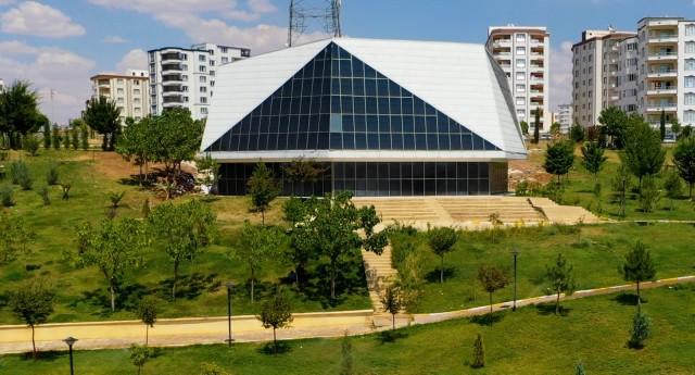ŞANLIURFA'NIN İLK BİLİM MERKEZİ KARAKÖPRÜ'DE