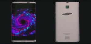 Galaxy S8 ile parmak izi tanımada bir ilk!