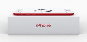 Kırmızı iPhone 7 ve iPhone 7 Plus tanıtıldı!