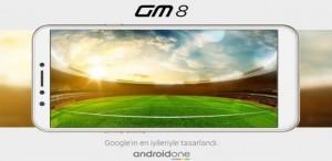General Mobile GM 8 Tanıtıldı!