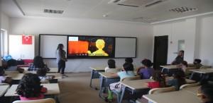 Müzeler Haftasında Çocuklara Sanal Müze Gezisi