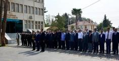 Ceylanpınar'da Zafer Bayramı'nın 94. Yılı Kutlandı