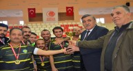 Harran Tıp Hastanesi Futbolda Şampiyon