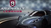 Asphalt 9: Legends iOS ve Android için çıktı!